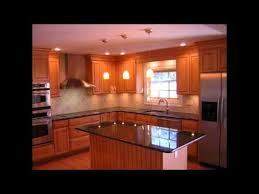 kitchen design ideas vaulted ceiling youtube