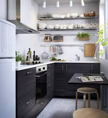 cuisine dans petit espace cuisine equipee