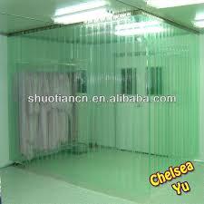 rideau chambre froide chambre froide à basse température clair rideau pvc autres produits