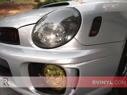 subaru headlight styles rshield subaru wrx 2002 2003 headlight protection kits protective