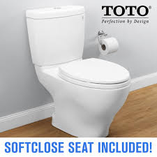 toto cst416m aquia ii two piece toilet elongated with toto ss114