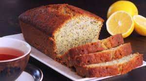 lemon poppy seed pound cake recipe youtube