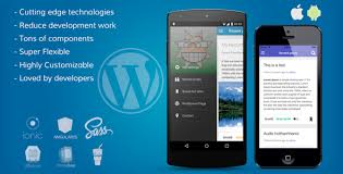 ionic inappbrowser tutorial ionwordpress ionic wordpress mobile app ionicthemes by ionicthemes