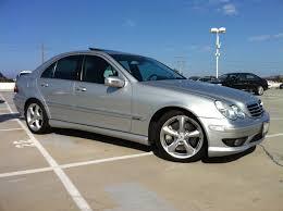 i drive toyota 2005 mercedes c classc230 sport sedan 4d specs