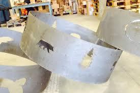 Firepit Rings Richlen Enterprises Pit Rings Fabricating And Cnc Machining