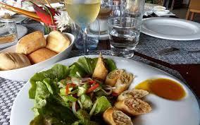cours de cuisine ile maurice la table du château restaurant château labourdonnais