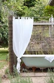outdoor bathrooms ideas get 20 outdoor bathtub ideas on without signing up