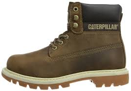 womens boots velcro caterpillar cat footwear s colorado boots p306831 honey