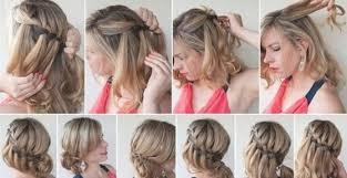 Frisuren Selber Machen F Lange Haare by Frisuren Selber Machen Mittellange Haare Herren Mit Frau