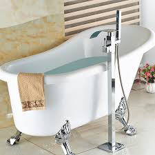 bathroom ergonomic freestanding bathroom faucet 61 bathtub