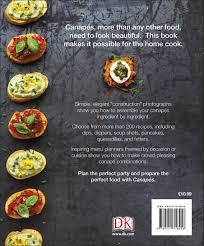 shoing canapé canapes dk 9780241318256 amazon com books