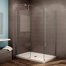 fixed shower screen corner lani 200 series alumax bath