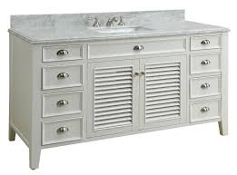 46 Inch Wide Bathroom Vanity by Bathroom Vanities Vanity Coastal Cottage Beach House