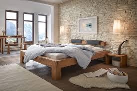 Komplett Schlafzimmer Bett 160 Cm Hasena Oak Wild Bett Cobo Wildeiche Massiv Möbel Letz Ihr