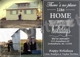 we u0027ve moved custom christmas card photo by theirontractor on etsy