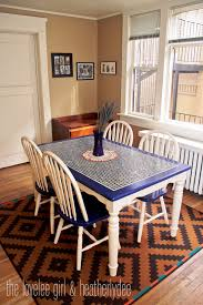 diy kitchen table and chairs heatherlydee home part 2 dining room kitchen