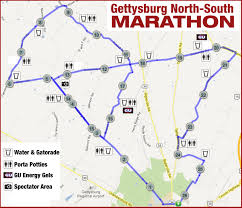 Gettysburg Pennsylvania Map by Best Marathons In Pennsylvania Which Races Are Worth Running
