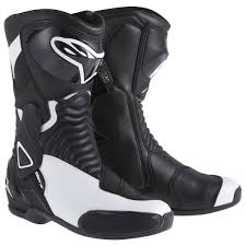 black motorcycle boots alpinestars women u0027s stella smx 6 boots motorcycle house