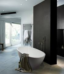 Black And White Bathroom Decorating Ideas Bathroom Artistic White Bathroom Decoration Ideas With Mahogany