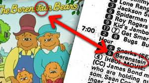 berenstein bears books berenstain bears conspiracy proof aka berenstein bears