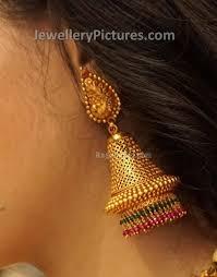 buttalu earrings designer gold buttalu jewellery designs