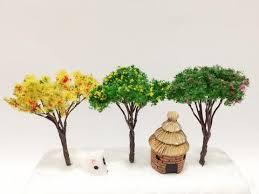 miniature tree micro landscape design