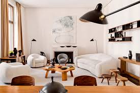 design apartment berlin eclectic trends a collector s home of midcentury design in