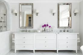 Seaside Bathroom Ideas Amazing 90 Silver And White Bathroom Decor Design Ideas Of Best