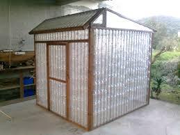 Construire Jardin D Hiver Une Serre En Bouteilles De Plastique Pour 2 Francs Six Sous