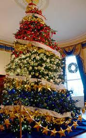 stunning white housetmas tree ornaments image