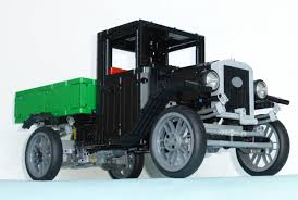 lego ford technic ford model t the lego car blog