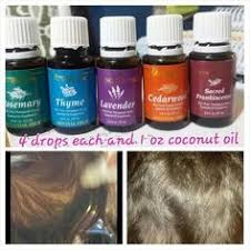 essential oils for hair growth and thickness wow young living cedarwood oil for hair loss if you don t have