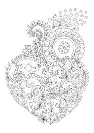 detailed coloring pages printable free adults kid picture