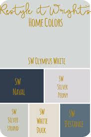 mesmerizing coastal color schemes 32 coastal home paint schemes