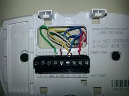honeywell thermostat owners manual honeywell thermostat wiring
