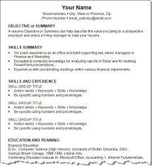 Cool Sample of College Graduate Resume with No Experience  Image NameCool Sample of College Graduate