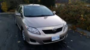 toyota for sale kijiji toyota corolla buy or sell used and salvaged cars trucks
