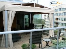 Retractable Pergola Awning by Ombrasole Awnings Retractable Awnings With Canvas Or A Louvered