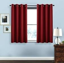 maroon curtains for bedroom red curtains for bedroom red and brown curtains modern blackout