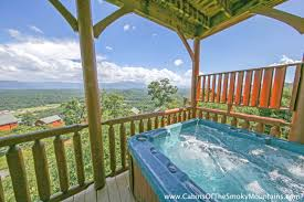 pigeon forge cabin counting stars 2 bedroom sleeps 8 jacuzzi pictures for cabin