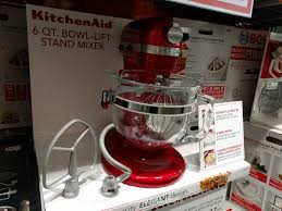 Kitchen Aid Mixers by Kitchenaid 6 Quart Bowl Lift Mixer Costco 2 Jpg