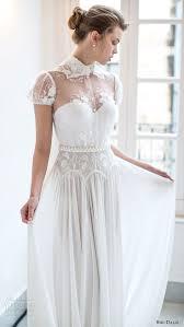 wedding dress high neck best 25 wedding dress collar ideas on high collar