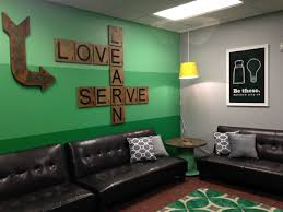 Large Wall Pictures by This Personalized Extra Large Scrabble Monogram Sign Makes The