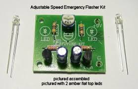 electronic kits for crossing flashers train detection and other
