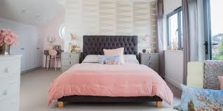 Makeover Dingy Loft Transforms Into Glamorous Bedroom With - Glamorous bedrooms