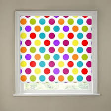 buy multi spots 2ft blackout roller blind at argos co uk your
