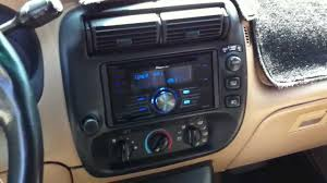 Ford Explorer Upgrades - 1998 ford explorer pioneer electronics fh p8000bt ipod iphone