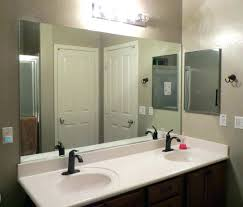 Framed Mirrors Bathroom Wall Ideas Large Framed Wall Mirrors For Sale White Frame Wall