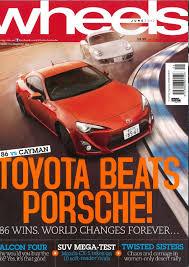 86 Gts Review Toyota 86 Vs Cayman Wheels Magazine Australia Review Scion Fr