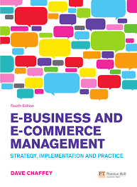 e business and e commerce management book part 1 by magdalena